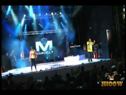 MC MARCELLY E MC MAIQUINHO - DUELO RIMAS NA HORA ( DVD)