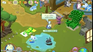Animal Jam How To Get Rare Light Blue Color