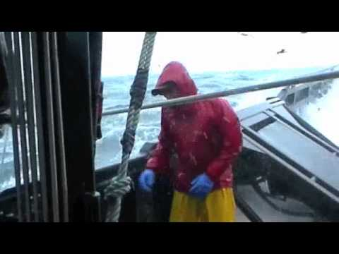 Bering Sea Crab Fishing 2011 on the F/V Constellation
