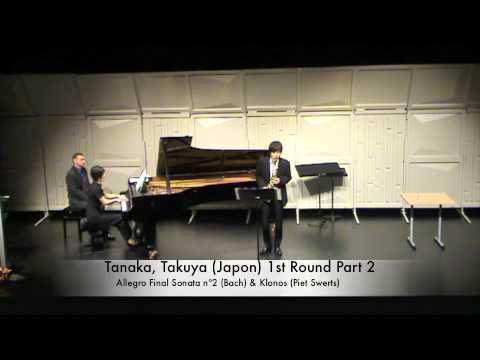 Tanaka, Takuya (Japon) 1st Round Part 2.m4v