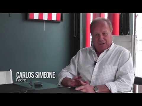 Diego Simeone - La vida por el fútbol