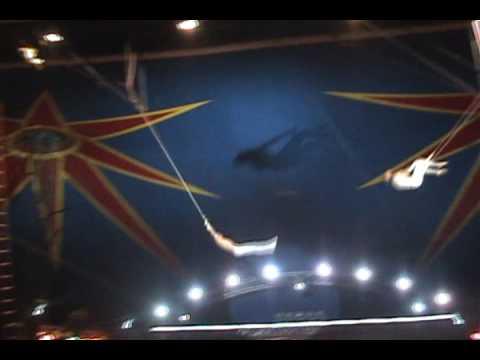 Circo Gasca: Los mejores niños trapecistas del mundo, Juan Cebolla 12 años y Martin 11 años
