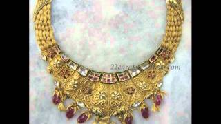 70 varieties South Indian Traditional Jewelry