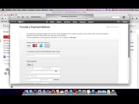 Hướng Dẫn Tạo Tài Khoản Itunes Miễn Phí Trên AppStore Phiên Bản Mới