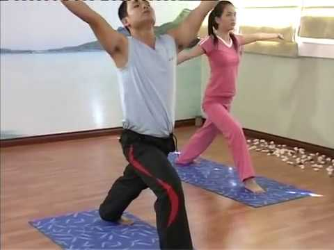 Video Hướng Dẫn Tập Yoga Căn Bản Cho Người Mới Bắt Đầu Tập Tại Nhà Hiệu Quả (P.1) -www.BinhYoga.com