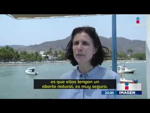 15 mujeres abortaron en barco que vino a México para hacerlo legal   Imagen Noticias