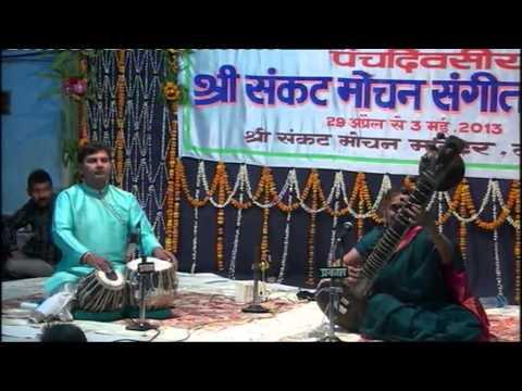 Meera Prasad- Sankat Mochan Samaroh Varanasi- Rageshwari Drut Gat