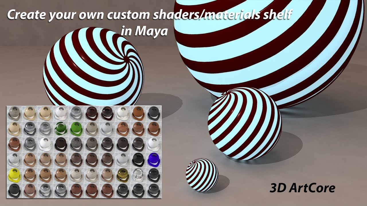 how to create your own shaders