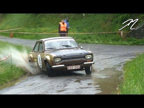 Historic Rally Festival 2014 [HD] by JM