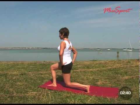 Exercitii pentru fese si coapse