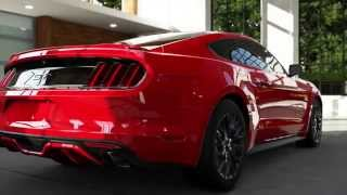 Forza 5, 2015 FORD MUSTANG GT Review / Test Drive