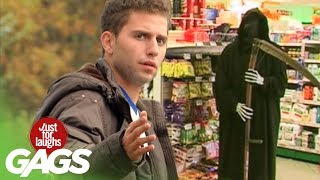 Best Of Just For Laughs Gags - Funniest Twilight Zone