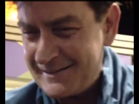MUST SEE: DRUNK CHARLIE SHEEN AT TACO BELL DRIVE THRU- Rips off Shirt, Asks