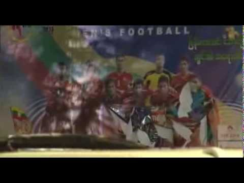 Kerusuhan Suporter Myanmar |