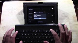 Kindle Fire HD: How To Connect A Bluetooth (Wireless) Keyboard