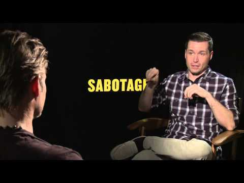 Sabotage (2014) Exclusive: Josh Holloway (HD) Arnold Schwarzenegger, Sam Worthington