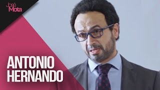 Discurso de Antonio Hernando. Parodia de Jose Mota