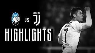 HIGHLIGHTS: Atalanta vs Juventus - 2-2 - Serie A - 26.12.2018 | CR7 rescues a point