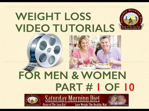Weight Loss Video Tutorial Part 1 of 10-Joan Bars