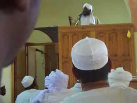 شروط الاستخلاف / خطبة لفضيلة د. مدثر احمد اسماعيل ( عضو رابطة علماء المسلمين )