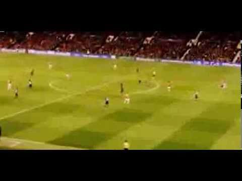 Robin van Persie Hattrick - All 3 Goals - Man United Vs Olympiakos - 3-0 - 19/03/2014