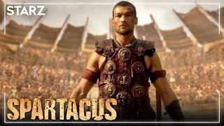 Spartacus Blood And Sand Official Trailer STARZ