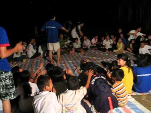 Giao luu thon BacGiang 17 07 2009