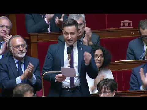 M. Maxime Minot - Lutte contre l'homophobie
