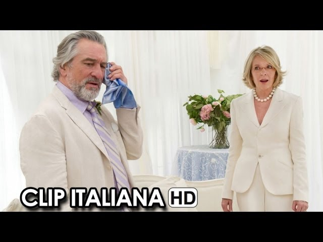 Big Wedding Clip Ufficiale italiana 'Mamma' (2014) - Robert De Niro, Diane Keaton Movie HD