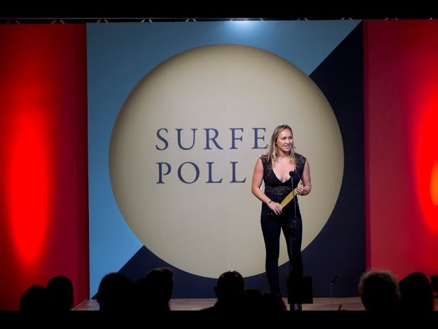 2013 SURFER Poll - Women's #3, Carissa Moore