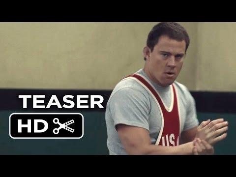 Foxcatcher Teaser TRAILER 3 (2014) - Channing Tatum, Mark Ruffalo Drama HD