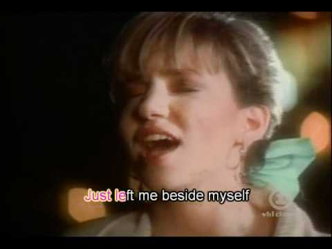 Debbie Gibson - Foolish Beat -yI11ZWM9jYs