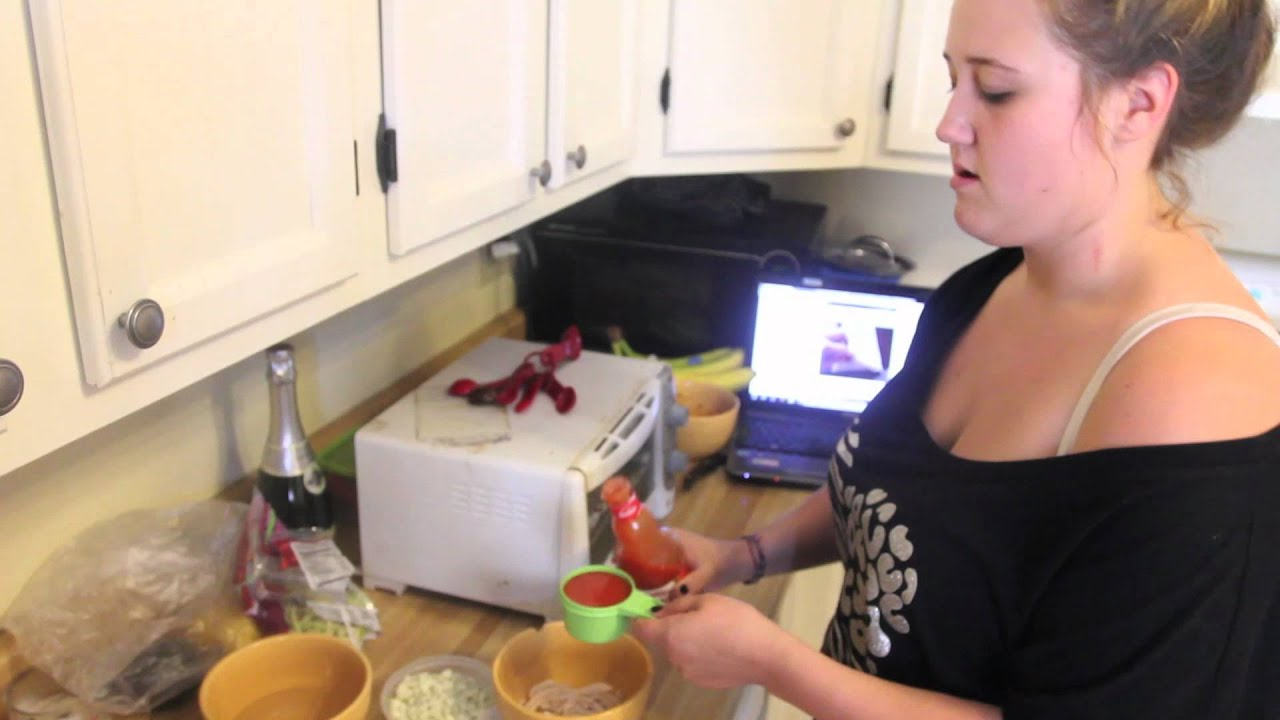 Easy meals to make with a toaster oven - YouTube