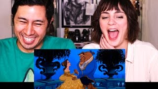 HONEST TRAILERS BEAUTY & THE BEAST Reaction