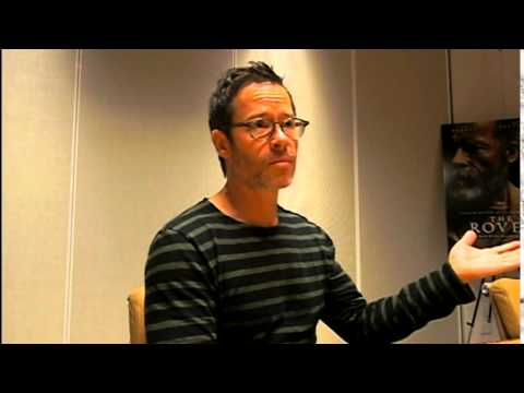 The Rover: Guy Pearce Interview