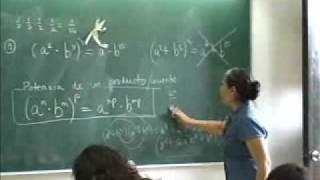 Exponentes en algebra parte 3