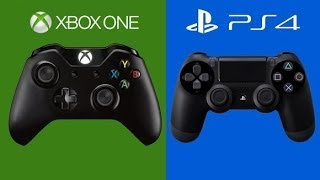 Unboxing Playstation 4 E Xbox One