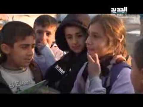 أحوال أطفال أكراد سوريا في مخيمات أربيل