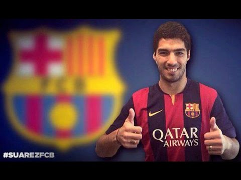 Luis Suarez - Welcome To Real Madrid?