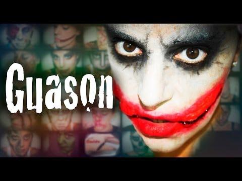 Maquillaje Halloween: Guason | Silvia Quiros