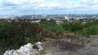 Gunoiști ilegale la Durlești, de-asupra capitalei