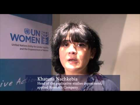 Possibilities of civil society in the research of UN Women