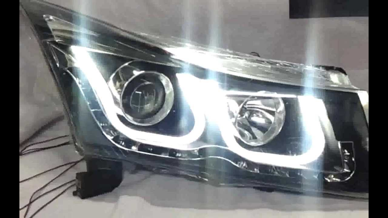 Chevrolet Cruze Headlight Bmw Style With Projector Original By Glam Retail Pvt Ltd Projector