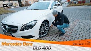 Осмотр CLS400 2016 год Денис Рем Дестакар