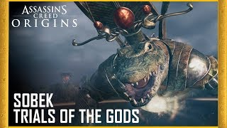 Assassin's Creed Origins - Trials of the Gods: Sobek Trailer