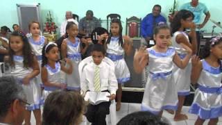 Coreografia Ao Pastor Com Carinho De Cristina Mel.Grupo