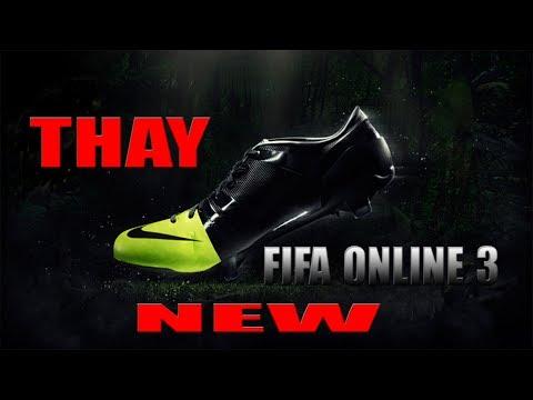 FT Lengends   Đổi Giày Mới Trong FO3 -FIFA Online 3 Việt Nam
