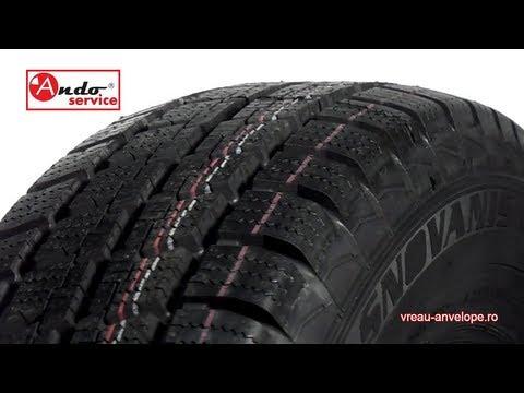 Видео обзор шины Barum SnoVanis