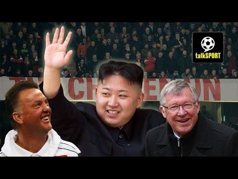 Kim Jong-Un Named New Manchester United Boss?