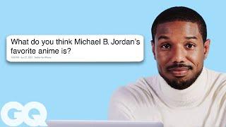 Michael B Jordan Goes Undercover on Twitter, YouTube and Reddit | GQ
